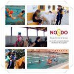 Colaboración con el Ayuntamiento – Terapias Ecuestres- Hidroterapia